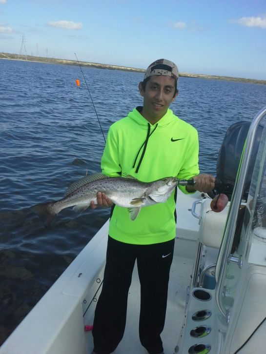 Speckled trout critical analysis