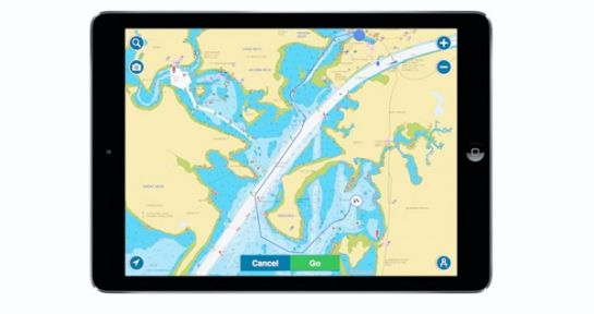 Ifish oregon fishing guides and charters in for Navionics fishing app