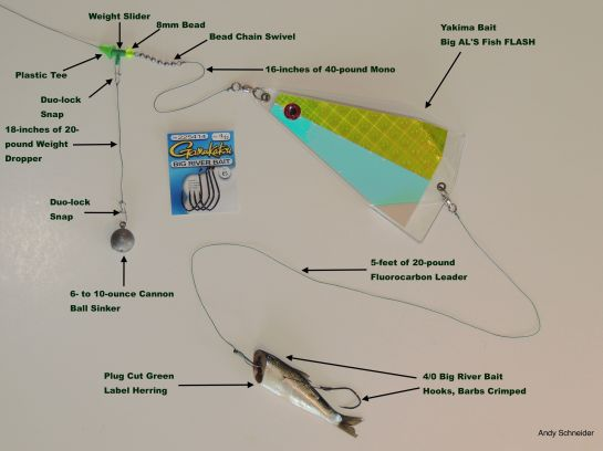 Ifish oregon fishing guides and charters in for River fishing rigs